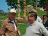 Dwaj misyjni biskupi z Polski - o. Antoni Reimann OFM i o. Stanisław Dowlaszewicz OFMConv