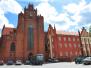 Cysterska katedra w Pelplinie