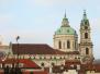 Franciszkanie i jezuici w Pradze