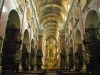 Wnętrze Bazyliki Sw. Jakuba