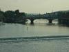 Mostem Karola na Małą Strane do Jezuitów