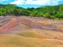 Mauritius – Chamarel, Les Terres des Sept Couleurs