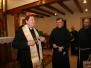 Wizyta abpa João Bráz de Aviz w Niepokalanowie