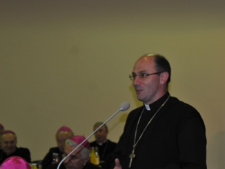 Obowiązki sekretarza generalnego Episkopatu przejmie od abp. Stanisława Budzika gnieźnieński biskup pomocniczy Wojciech Polak.