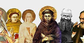 Za kilkuset świętych i błogosławionych dziękują Bogu zakony franciszkańskie, obchodząc 29 listopada Święto Wszystkich Świętych Zakonu Serafickiego.