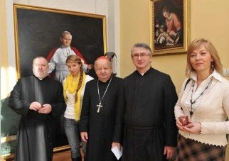 16 grudnia przedstawiciele sercańskich rekolekcji młodzieżowych otrzymali z rąk metropolity krakowskiego ks. kard. Stanisława Dziwisza relikwie bł. Jana Pawła II.