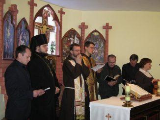 """21 stycznia br. w parafialnej kaplicy kapucynów w Woroneżu odbyło się kolejne modlitewne spotkanie w łączności z chrześcijanami innych wyznań. Tym razem było ono poświęcone <a class=""""mh-excerpt-more"""" href=""""https://www.zyciezakonne.pl/wiadomosci/swiat/kapucyni-jednosc-chrzescijan-w-woronezu-13226/"""" title=""""Kapucyni: Jedność chrześcijan w Woroneżu"""">[...]</a>"""