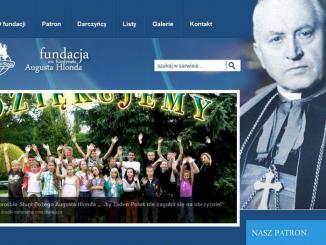Fundacja im. kardynała Augusta Hlonda ma nową stronę internetową pod adresem www. fundacjahlonda.chrystusowcy.pl Zapraszamy do wirtualnych odwiedzin.