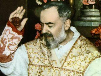 """Mija 10 lat od kanonizacji Ojca Pio z Pietrelciny. Błogosławieństwo Benedykta XVI dla uczestników rocznicowych obchodów, licznie zgromadzonych dziś u jego grobu w San Giovanni <a class=""""mh-excerpt-more"""" href=""""https://www.zyciezakonne.pl/wiadomosci/swiat/wlochy-10-lecie-kanonizacji-ojca-pio-17204/"""" title=""""Włochy: 10-lecie kanonizacji Ojca Pio"""">[...]</a>"""