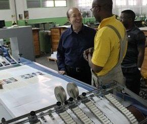 17 czerwca 2012 r. Przełożony Generalny Towarzystwa Świętego Pawła ks. Silvio Sassi rozpoczął swoją wizytę w Demokratycznej Republice Kongo.