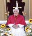 W rozważaniu przed modlitwą Anioł Pański, odmówioną z wiernymi w Castel Gandolfo po powrocie z Frascati, Benedykt XVI nawiązał do patrona dzisiejszego dnia, św. Bonawentury.