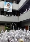 Modlitwa i post w intencji pokoju w Syrii trwa także w Indiach. Podjęły ją m.in. siostry ze zgromadzenia Uczennic Boskiego Mistrza.