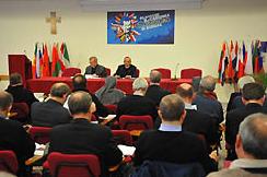 W dniu dzisiejszym, 30 listopada, we wczesnych godzinach popołudniowych rozpoczęło się IV Spotkanie Inspektorów Europy.