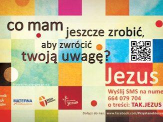 """Na początku kwietnia tego roku rozpoczęła się ewangelizacja multimedialna organizowana przez ogólnopolską inicjatywę ewangelizacyjną Przystanek Jezus. Miała na celu dotarcie z Dobrą Nowiną za pośrednictwem <a class=""""mh-excerpt-more"""" href=""""https://www.zyciezakonne.pl/wiadomosci/kraj/przystanek-jezus-zainwestuj-w-sms-24422/"""" title=""""Przystanek Jezus: Zainwestuj w SMS!"""">[...]</a>"""