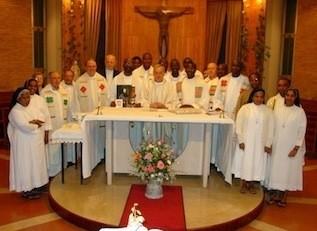 """Rada plenarna SMA w 2008 roku wyraziła chęć powrotu SMA do Freetown i zaproponowała stworzenie ekipy chętnej do pracy w Sierra Leone. Udało się ostatecznie <a class=""""mh-excerpt-more"""" href=""""https://www.zyciezakonne.pl/wiadomosci/swiat/stowarzyszenie-misji-afrykanskich-powrot-do-sierra-leone-24348/"""" title=""""Stowarzyszenie Misji Afrykańskich: Powrót do Sierra Leone"""">[...]</a>"""