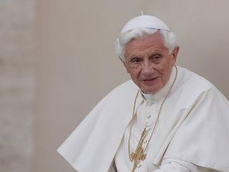 Benedykt XVI - fot. Grzegorz Gałązka - (deon.pl)