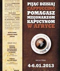 """Tradycja głosi, że kawa cappuccino, jeden z najczęściej serwowanych na świecie napojów, wzięła swą nazwę od Zakonu Kapucynów. Nawiązując do tej tradycji chcielibyśmy Państwa zaprosić <a class=""""mh-excerpt-more"""" href=""""https://www.zyciezakonne.pl/wiadomosci/kraj/jest-misja-cappuccino-dla-afryki-25411/"""" title=""""Jest MISJA! Cappuccino dla Afryki"""">[...]</a>"""