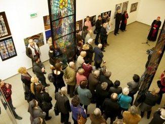 50-lecie pracy artystycznej ks. Tadeusza Furdyny SDB stało się okazją do otwarcia wystawy jego twórczości w Miejskiej Galerii Sztuki w Łodzi.