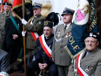 Pielgrzymka Związku Represjonowanych Politycznie byłych Żołnierzy-Górników trwała w dniach 29-30 kwietnia na Jasnej Górze.