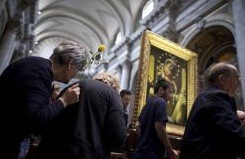 """""""Maryja nauczycielką wiary"""" – pod takim hasłem trwał w Saragossie VIII Krajowy Kongres czcicieli Matki Bożej Wspomożycielki Wiernych. Brało nim udział ponad 450 osób z <a class=""""mh-excerpt-more"""" href=""""https://www.zyciezakonne.pl/wiadomosci/swiat/hiszpania-maryjny-kongres-w-saragossie-30588/"""" title=""""Hiszpania: maryjny kongres w Saragossie"""">[...]</a>"""