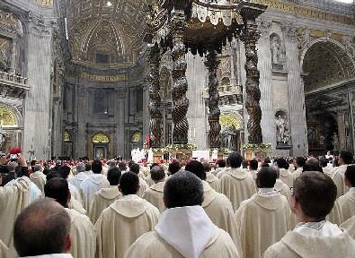 """Nie tylko dla papieża Franciszka były to pierwsze święta Bożego Narodzenia w Rzymie. Radość wspólnego obchodzenia narodzin Jezusa była także udziałem franciszkanów, posługujących przy sakramencie <a class=""""mh-excerpt-more"""" href=""""https://www.zyciezakonne.pl/wiadomosci/swiat/watykan-boze-narodzenie-z-papiezem-franciszkiem-36654/"""" title=""""Watykan: Boże Narodzenie z papieżem Franciszkiem"""">[...]</a>"""