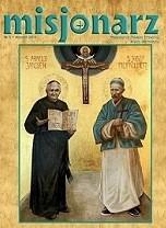 """W styczniowym numerze miesięcznika""""Misjonarz""""polecamy między innymi: Spuścizna po św. Arnoldzie i św. Józefie: prawdziwa służba"""