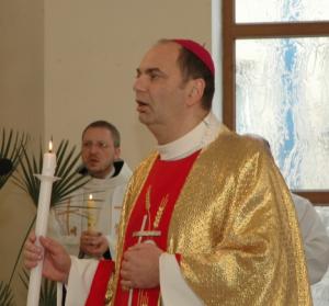 Ksiądz Biskup Grzegorz Kaszak