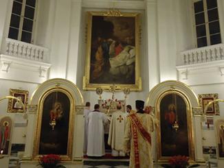 W Warszawie odprawiono ekumeniczne modlitwy w intencji ofiar wojny na Ukrainie i o pokój w tym ociekającym krwią rejonie.