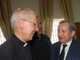 """W Madrycie zmarł 29 marca ks. José María Martín Patino. Hiszpański jezuita był jedną z kluczowych postaci w okresie przejścia od dyktatury Franco do rządów <a class=""""mh-excerpt-more"""" href=""""https://www.zyciezakonne.pl/wiadomosci/swiat/hiszpania-zmarl-jezuita-mediator-przejscia-do-demokracji-49453/"""" title=""""Hiszpania: zmarł jezuita mediator przejścia do demokracji"""">[...]</a>"""