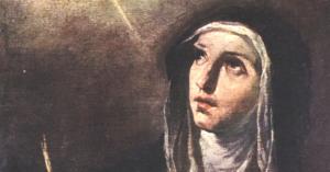 św. Teresa z Avila