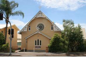Parafia pw. Świętych Aniołów Stróżów fot. www.guardianangels.org.au