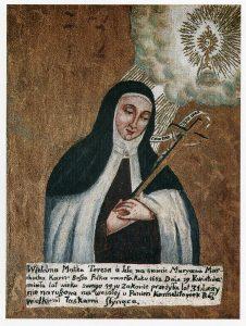 Sł. Boża Teresa Marchocka
