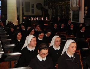 Duchackie czuwanie w Krakowie