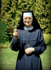Siostra Luitgardis Juroszek