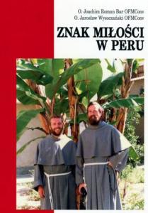 Książki: franciszkański znak miłości w Peru