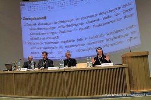 Justyna Kmiecik - Synod Katowice