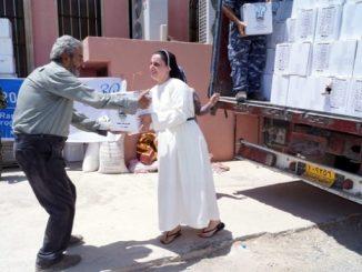 """""""W ciągu pierwszych 8 miesięcy inwazji Państwa Islamskiego straciłyśmy 12 sióstr. Ich serca nie potrafiły znieść takich cierpień"""" – w ten sposób siostra Justyna ze <a class=""""mh-excerpt-more"""" href=""""https://www.zyciezakonne.pl/wiadomosci/swiat/irak-dominikanki-o-tragedii-swojego-zgromadzenia-52427/"""" title=""""Irak: Dominikanki o tragedii swojego zgromadzenia"""">[...]</a>"""