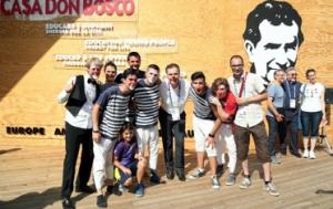 """""""Don Bosco Day"""" na Expo 2015"""