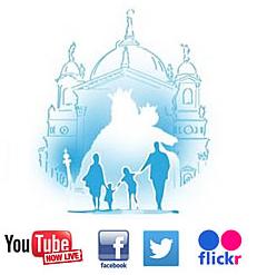 VII Światowy Kongres Maryi Wspomożycielki w sieciach społecznościowych