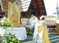 Odpust w Osiecznej