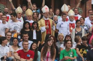 Nowosybirsk. VII Ogólnorosyjskie Spotkanie Młodzieży