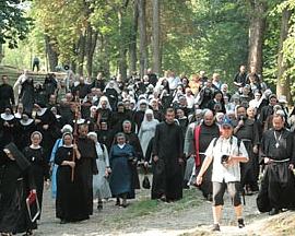 Archidiecezjalna Pielgrzymka Osób Konsekrowanych