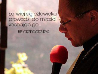 Rozmowa z biskupem Grzegorzem Rysiem, gościem IX Pallotyńskiego Spotkania Młodych.