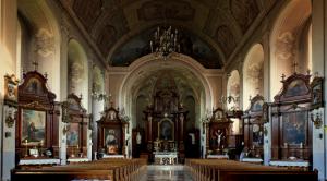 Sanktuarium Maryjne w Rywałdzie