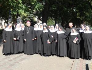 Spotkanie przełożonych Kongregacji Mniszek Benedyktynek w Polsce