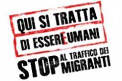 Włochy - STOP HANDLOWI LUDŹMI: tutaj chodzi o istoty ludzkie