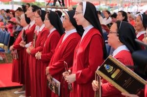 Tajlandia: Nowy klasztor Redemptorystek