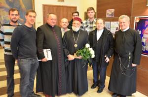 Patriarcha Syrii w WSKSiM