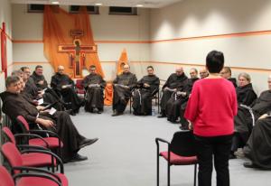 Warsztaty dla Przełożonych na Górze św. Anny