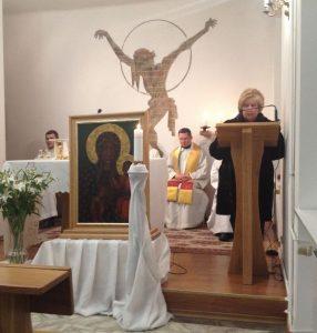 Matka Boża u lubelskich franciszkanów
